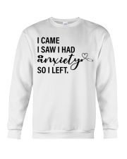 Nurse Anxiety Crewneck Sweatshirt tile