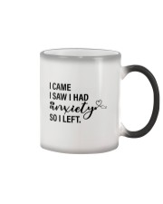 Nurse Anxiety Color Changing Mug tile
