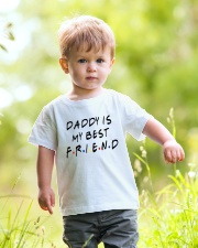 Daddy is My Best Friend Youth T-Shirt lifestyle-youth-tshirt-front-5