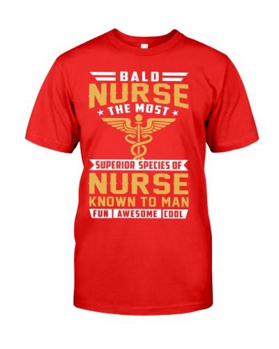 Bald Nurse - Superior Species of Nurse