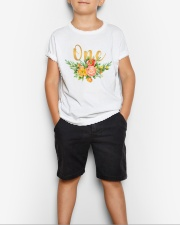 Kid - One Youth T-Shirt lifestyle-youth-tshirt-front-1
