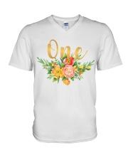 Kid - One V-Neck T-Shirt thumbnail