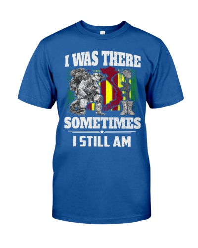 Veteran - I was there