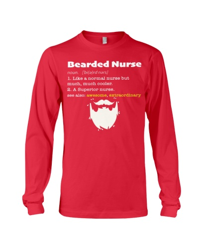Bearded Nurse