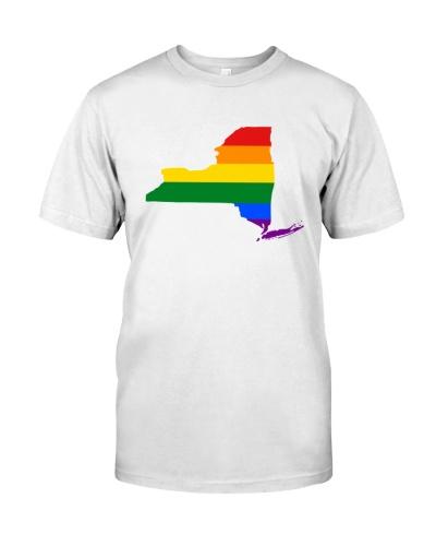 LGBT Pride - New York Map