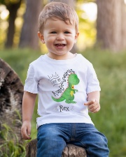 Kids - I love my Auntie Saurus  Youth T-Shirt lifestyle-youth-tshirt-front-4
