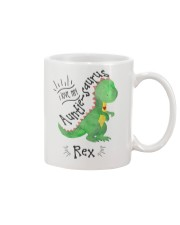 Kids - I love my Auntie Saurus  Mug thumbnail