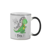 Kids - I love my Auntie Saurus  Color Changing Mug thumbnail