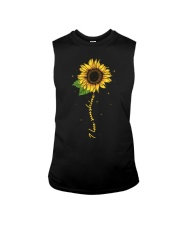 I love sunshine - Sunflower Sleeveless Tee thumbnail