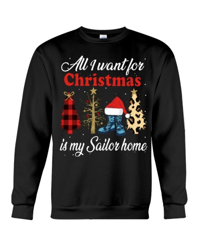 Veteran - All I want for Christmas - Sailor Wife
