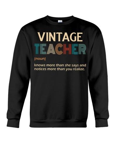 Teacher - Vintage Teacher