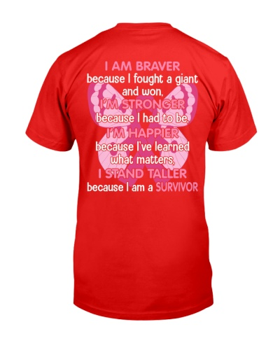 Breast Cancer - I am a Survivor