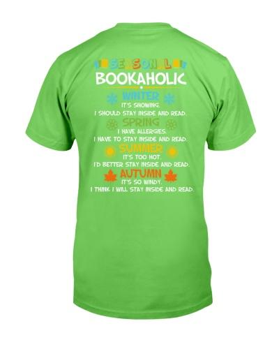 Librarian - Seasonal Bookaholic