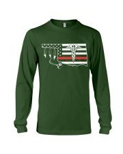 Nurse - Oklahoma Flag Shirt Long Sleeve Tee thumbnail