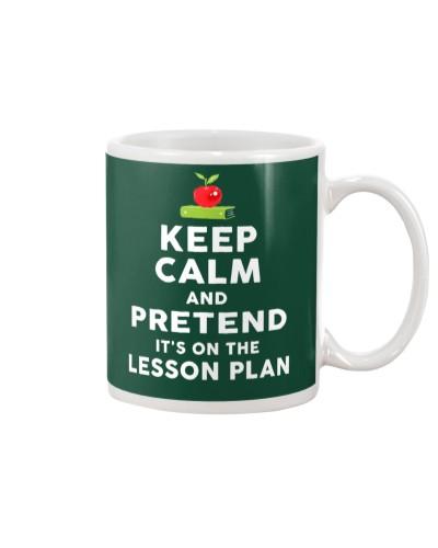 Keep Calm and Pretend
