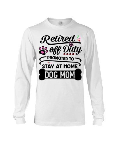 Retired  - Stay at Home Dog Mom