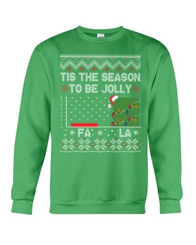 Math Teacher - Fa la - Jolly Christmas
