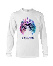 Respiratory Breathe Mug Long Sleeve Tee thumbnail