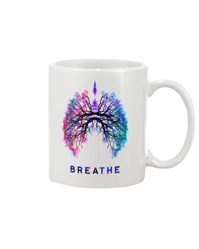 Respiratory Breathe Mug