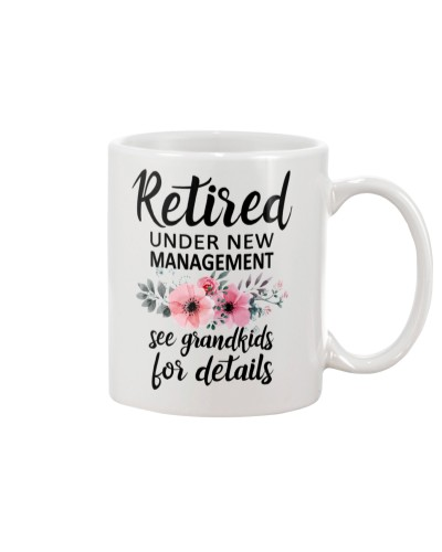 Retired under new management
