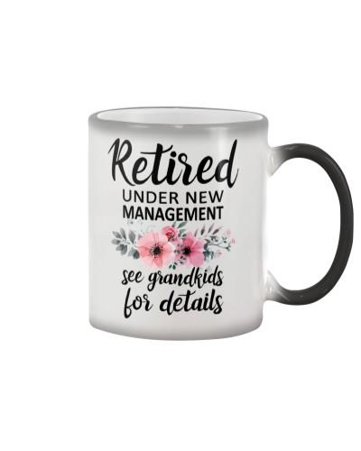 Retired under new management