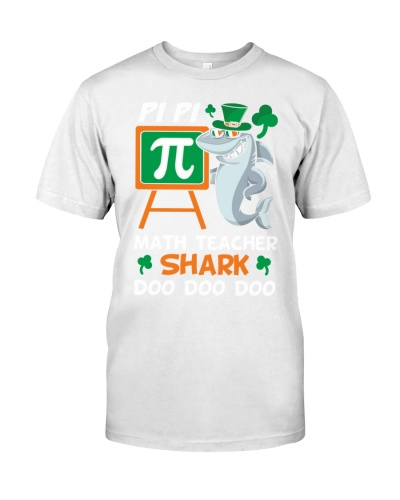 Math Teacher - Pi Shark Doo