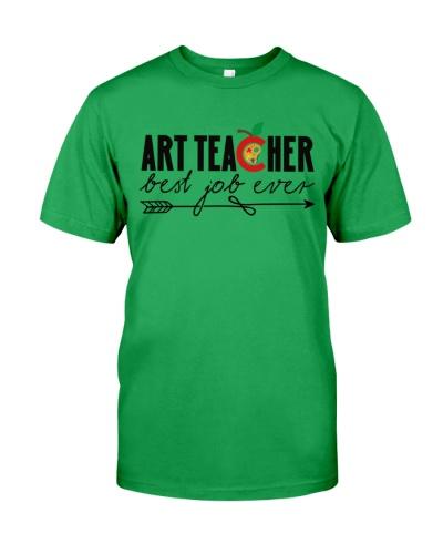 Art Teacher - Best Job Ever