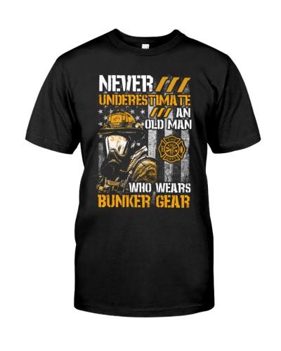 Old Firefighter - Never Underestimate