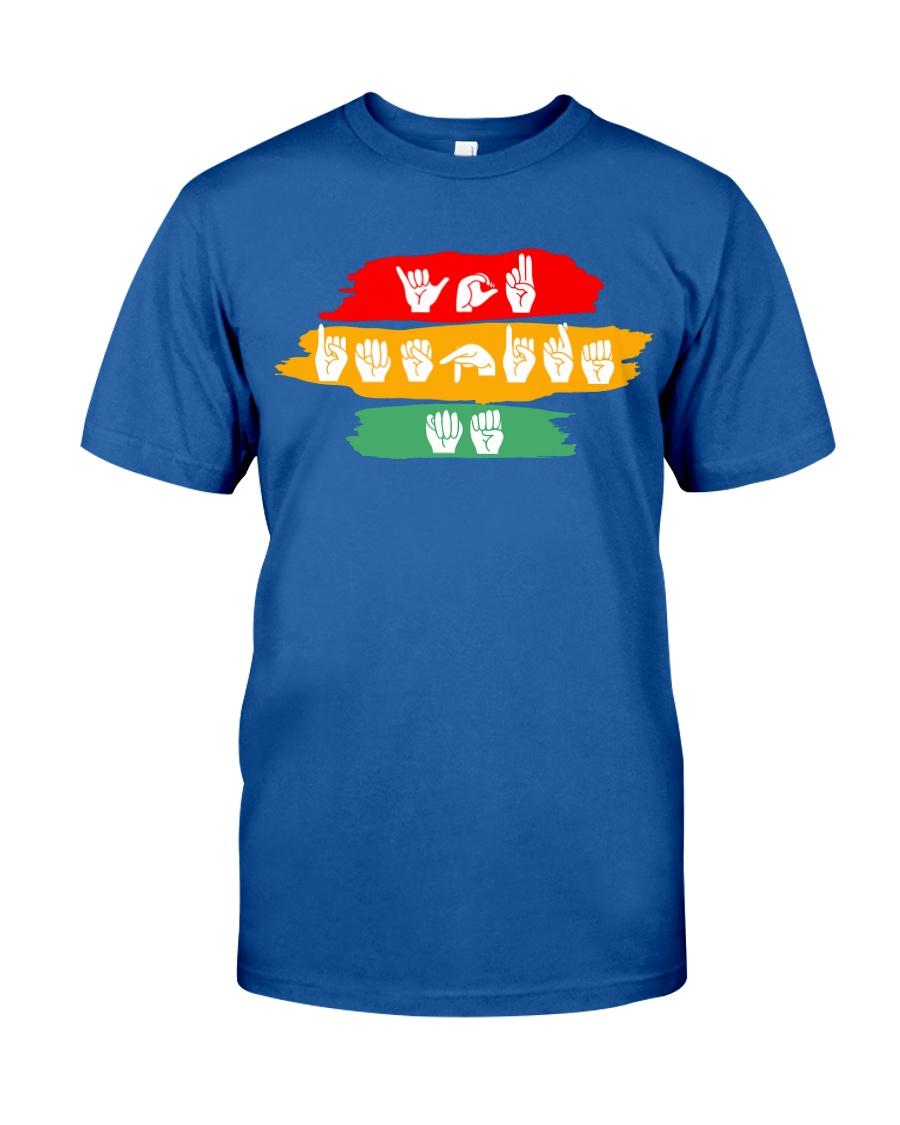 You Inspire Me Classic T-Shirt