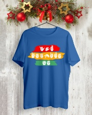 You Inspire Me Classic T-Shirt lifestyle-holiday-crewneck-front-2