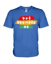 You Inspire Me V-Neck T-Shirt thumbnail