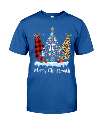 Math Teacher - Merry Christmath - Pi Christmas