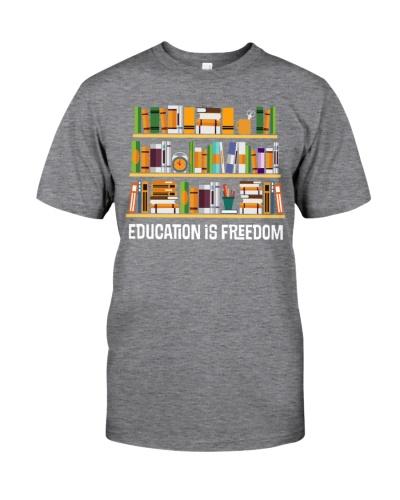 Librarian - Education is Freedom - Colorado