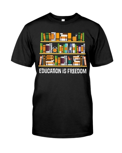Librarian - Education is Freedom - Colorado