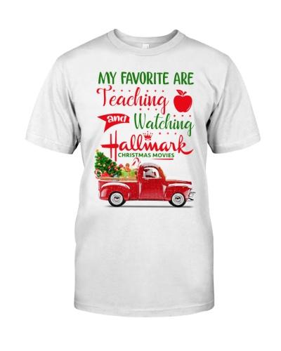 Teacher - Teaching and Watching