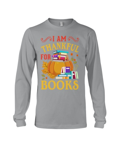 Librarian - I am thankful for Books