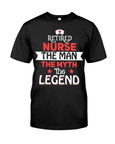 Retired Nurse - The Man
