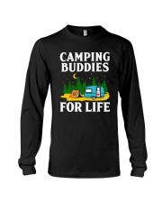 Camping Buddies For Life Long Sleeve Tee tile