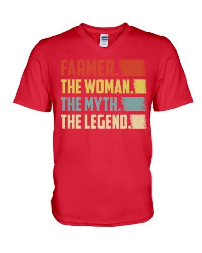 Farmer - Woman Legend