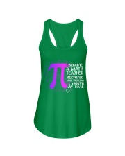Math Teacher - Your Problem is worth my time Ladies Flowy Tank thumbnail