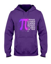 Math Teacher - Your Problem is worth my time Hooded Sweatshirt thumbnail