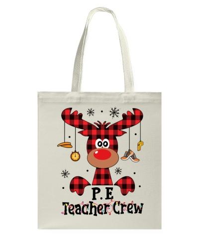 PE Teacher Crew - Reindeer