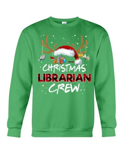Librarian - Christmas Librarian Crew