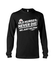 Nurse - Just go PRN Long Sleeve Tee thumbnail