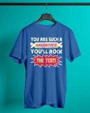 Teacher - You'll rock this test Classic T-Shirt lifestyle-mens-crewneck-front-3