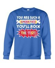 Teacher - You'll rock this test Crewneck Sweatshirt thumbnail