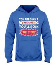Teacher - You'll rock this test Hooded Sweatshirt thumbnail