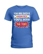 Teacher - You'll rock this test Ladies T-Shirt thumbnail