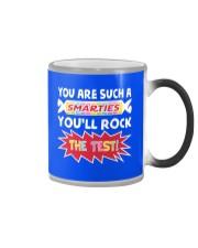 Teacher - You'll rock this test Color Changing Mug thumbnail