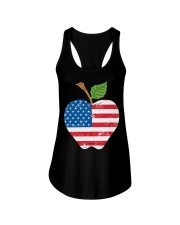 National Teacher Day Ladies Flowy Tank thumbnail